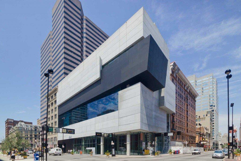 CAC building exterior