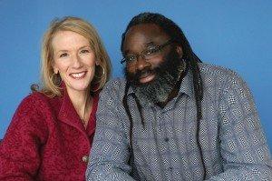 ArtsWave Community Campaign chairs Jill P. Meyer and Awadagin Pratt