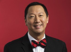 Dr. Santa Ono