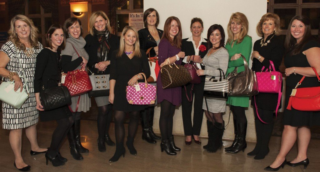 Jamie Mazza, Morgan Busam, Brigid Cucinotta, Leah Cordova, Emily Osborne, Wendy Smith, Christy Meyer, Lin Jung, Tara Lorton, Julie Conway, Julie Bartish and Betsy Otten were models at the 2015 event.