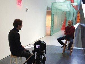 CAC curator Steven Matijcio interviews artist Do Ho Suh.