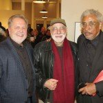 Michael Keating, Saad Ghosn and Melvin Grier
