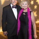 """Emcees Chris O'Brien and Janeen Coyle, """"Married With Microphones,"""" 103.5 WGRR-FM"""