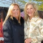 Sherie Marek and Cynthia Muhlhauser, CHS board member