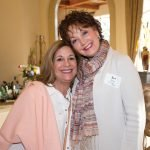 Sally Hiudt and Sue Price