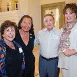 Ronnie Shore, Bernice Friedman, John Shore and Sue Price