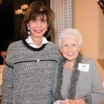 Patsy Kohn and Elise Mesh
