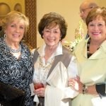 Betsy Shapiro, Roberta Fisher and Gloria Lipson