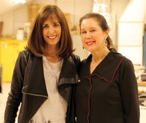 Leading Ladies co-chairs Linda Greenberg and Ronna Willis