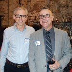 Josh Harkavy and CEO Russell Winters