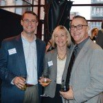 Chad Martin, Laura Humphrey and Russell Winters