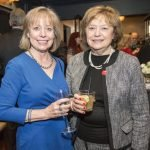 Patricia Robertson and Sparkle Worley
