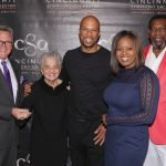 John Morris Russell; Marian A. Spencer; Common; City Councilman Wendell Young; and Ohio State Rep. Alicia Reece
