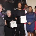 John Morris Russell; Marian A. Spencer; Common; City Councilman Wendell Young; Ohio Rep. Alicia Reece; and CSO board member Pamela Scott