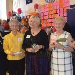 Susan Deye, Mary Albright, Jeanne Schellman and Sue Ann and David Wilson