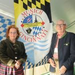 Ute and Hans Papke, co-chairs of Evening in Munich