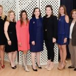 Renee Levy, Chrissie Blatt, Ali Bernstein, Stacey Schimberg, Jane Weitzman, Lauren Guttman, Tara Vigran, Jan Armstrong-Cobb and Felicia Zakem