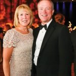 Kim and George Vincent, the 2014 honorees
