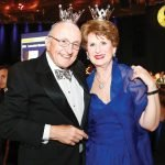 Dick and Mona Kerstine, past honorees