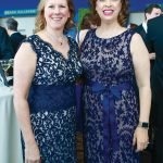 Gala co-chairs Laura Cramer and Susan Mustian