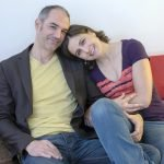 Marcus Kuchle and Annalisa Pappano