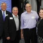 Bill Montague, Scott Wittich, Ken Miller and Kelly Wittich