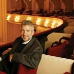 Gerard McBurney, inaugural creative partner.