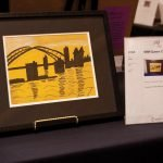 Queen City photo Memories in the Making artwork for auction