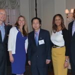 Chris Mack, Christi Mack, Dr. Xiaoting Zhang, Janelle Lee and Ralph Lee