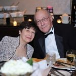 Brighton Center board chair Anne Busse and John Busse