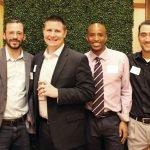 Joe Gastenveld, Mike Applegate, Dr. Ty Brown and Alex Harper