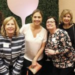 Sarah Farmer, Cyndi Gillings, Katie Sylvester, Alice Wilson, Rosemary Harris and Brittany Lynn