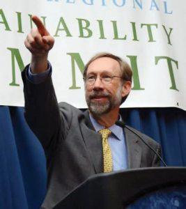U.S. EPA acting deputy director Stan Melburg at the 2015 gathering