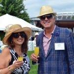 Marge Vontz and John Mocker Jr. Credit: Cincinnati Parks Foundation