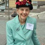 Carol Fullman, longtime volunteer for Cincinnati Parks