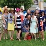 Members of the Junior League of Cincinnati join the Women's Committee in celebrating the 10th anniversary. Credit: Lisa Hubbard