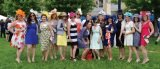 Members of the Junior League of Cincinnati join the Women's Committee in celebrating the 10th anniversary. Credit: Lisa Hubbard