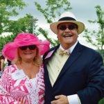 Judy and Chris Dalambakis Credit: Lisa Hubbard