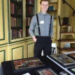 Brad Davis, Art Academy of Cincinnati student