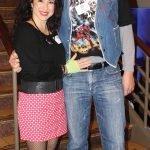 Adriana and Matthew Lehman