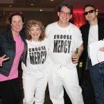 Ann Barnes, Caryn Paulson-White, Mike White and Dan Barnes