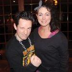 Brian and Tobie Arnberg