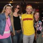 Heidi Larson, Noreen Sullivan, Dan Cronican and Shana Cronican