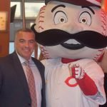 Jeff Piecoro and Mr. Red