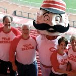 The Hehman family, hoping to win $25,000