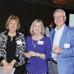 Katie Stofa, Sandy Palmer and Ken Palmer