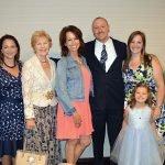 Brad Wallis and family