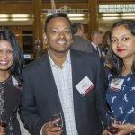 Monika Rothnayke, Dr. Jaideep Chunduri and Rachna Dundoo