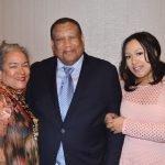 Marchelle Owens, Dr. O'dell Owens and Morgan Owens