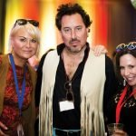 Allison Banzhaf, Greg Tulley and Tracy Cohen